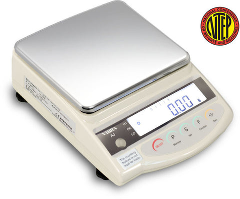 Laboratory Prime AJ Series - Low Cost Scales