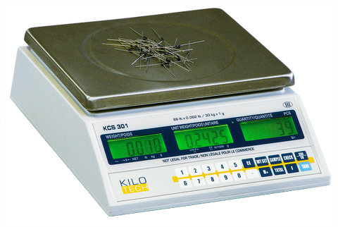 KCS 301 Series Counting Scale - Low Cost Scales
