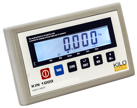 Kin 1000 Digital Indicator - Low Cost Scales