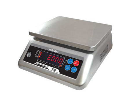 My Weigh WP6k - 6000 g x .5g - Low Cost Scales  - 1