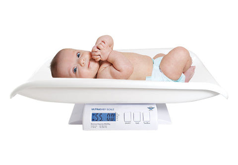 My Weigh Ultra Baby Scale - 55lb's x .1oz - Low Cost Scales  - 1