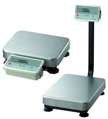 FG-K Series Bench Scales - High Resolution - NON NTEP - Low Cost Scales