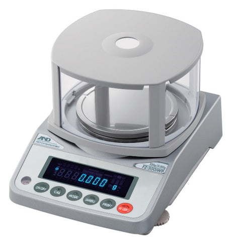 FZ-iWP Series Precision Balances with Internal Calibration - Low Cost Scales