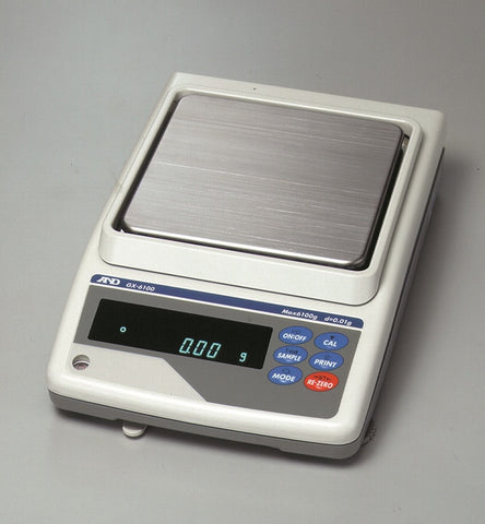 GX Precision Balance Series with Internal Calibration - Low Cost Scales