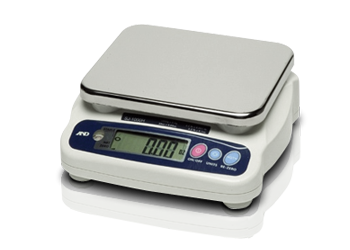 SJ Series Scales Compact Bench Scale - Low Cost Scales