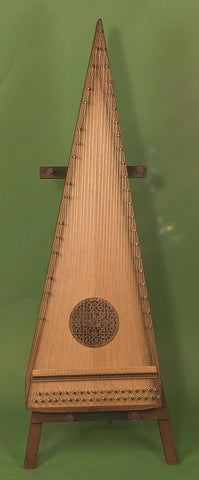 Tenor Bowed Psaltery