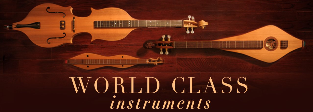 Handcrafted Dulcimers