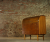 Collection of vintage mid-century modern furniture, lighting, decor, and more