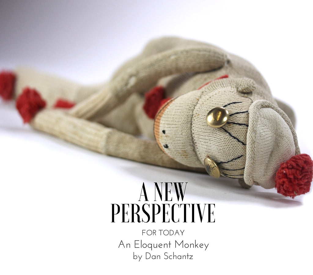 A New Perspective for Today - An Eloquent Monkey
