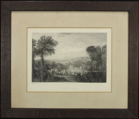 JMW Turner Signed Print