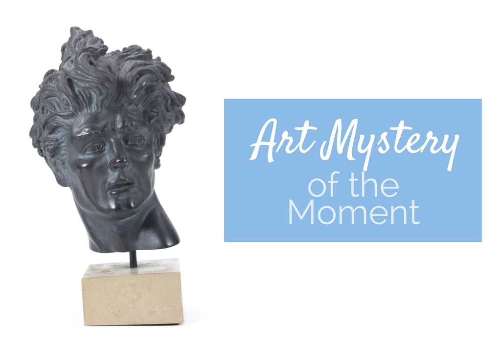 Art Mystery of the Moment III with RoofTop Antiques