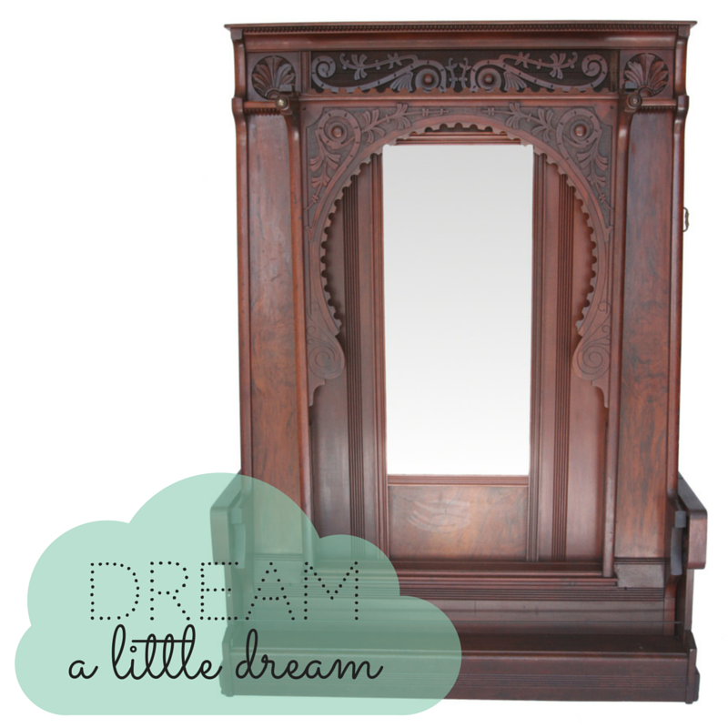 Dream a Little Dream with this Windsor Bed