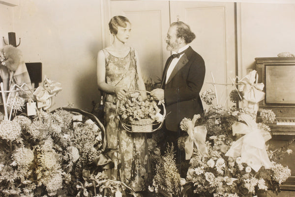 Mildred Titcomb and Sigismond Stojowski