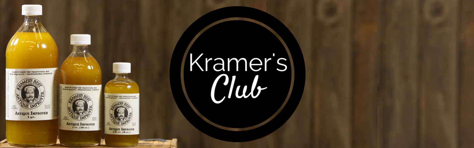 RoofTop Antiques presents Kramer's Club