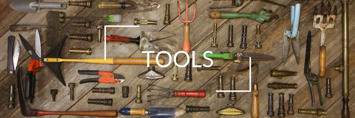 Tools Collection from RoofTop Antiques