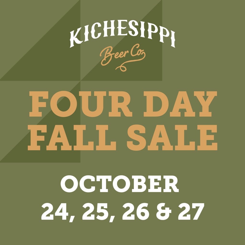 Four Day Fall Sale