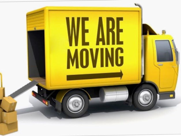 We are moving !!