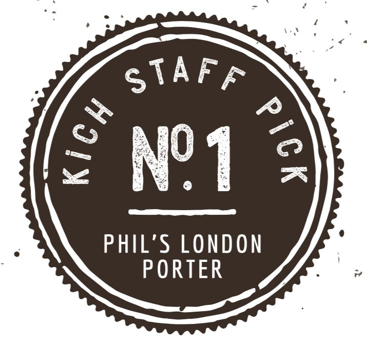 The Return of Phil's London Porter