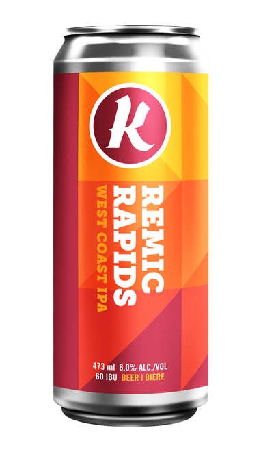 Remic Rapids IPA