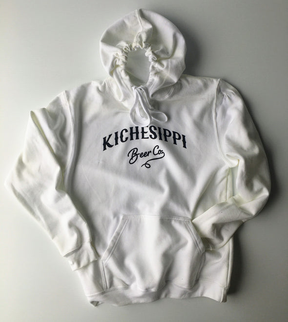 Classic Pullover Hoodie - White