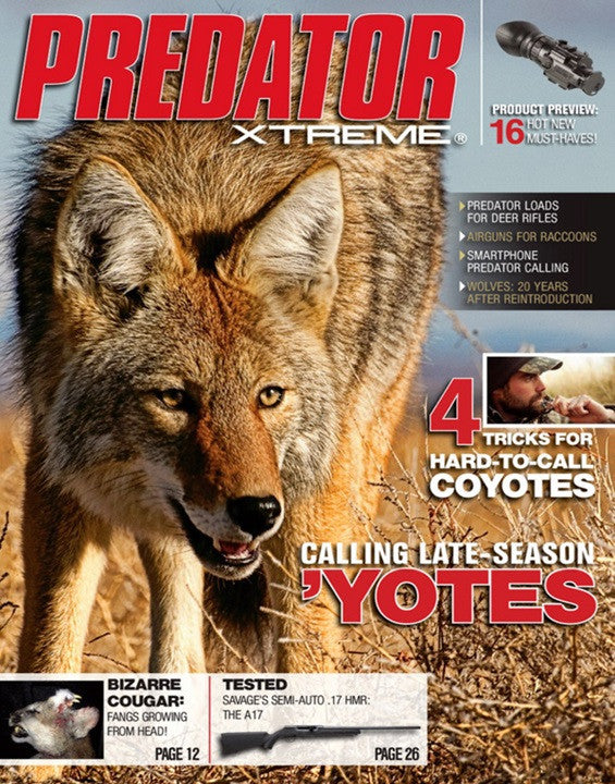 Best Price for Predator Xtreme Magazine Subscription