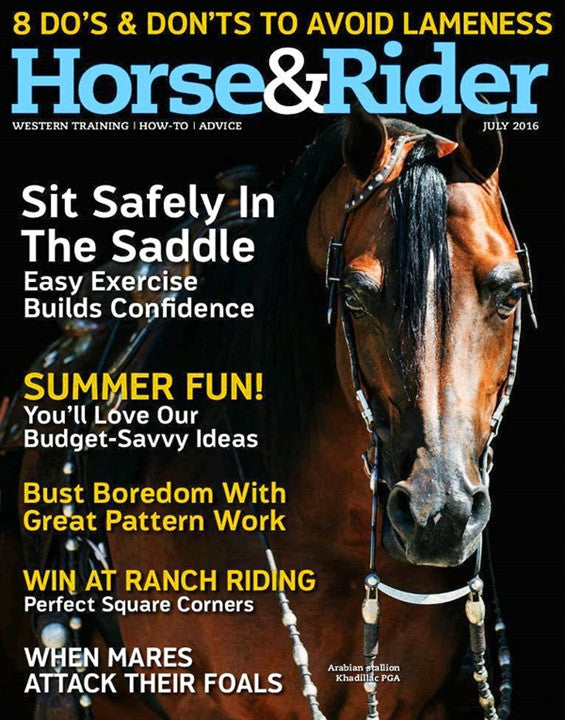Best Price for Horse & Rider Magazine Subscription