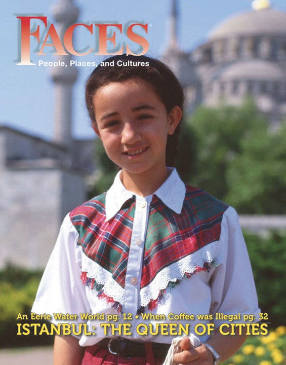 Faces Ages 9 to 14 Magazine Subscription