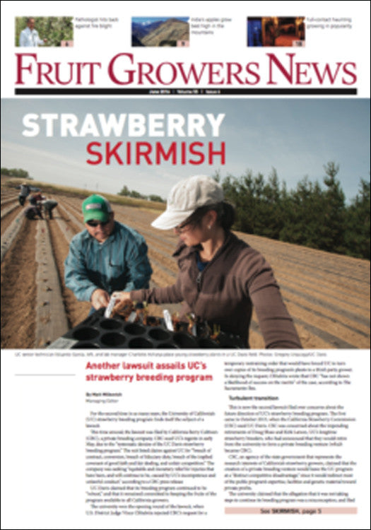 Best Price for Fruit Growers News Magazine Subscription
