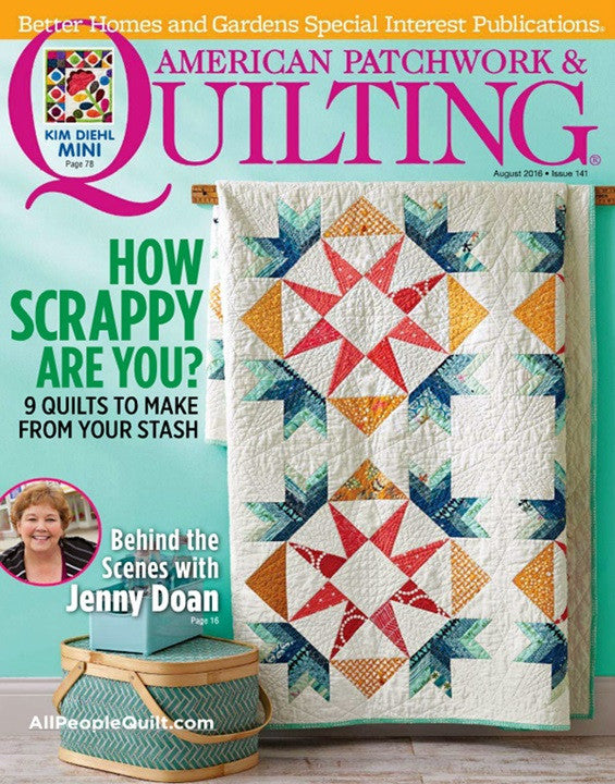 American Patchwork & Quilting - College Subscription ...