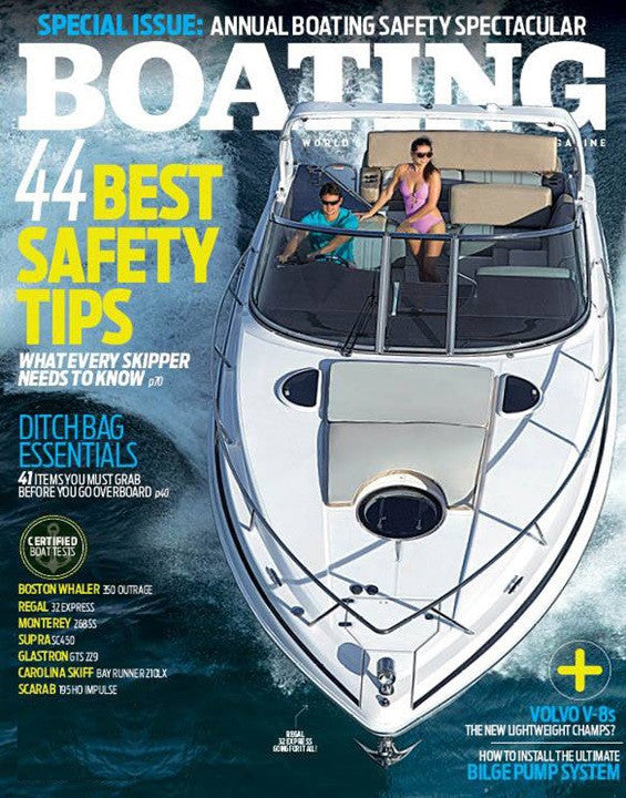 Boating Fall 2017 Special Rate Magazine Subscription