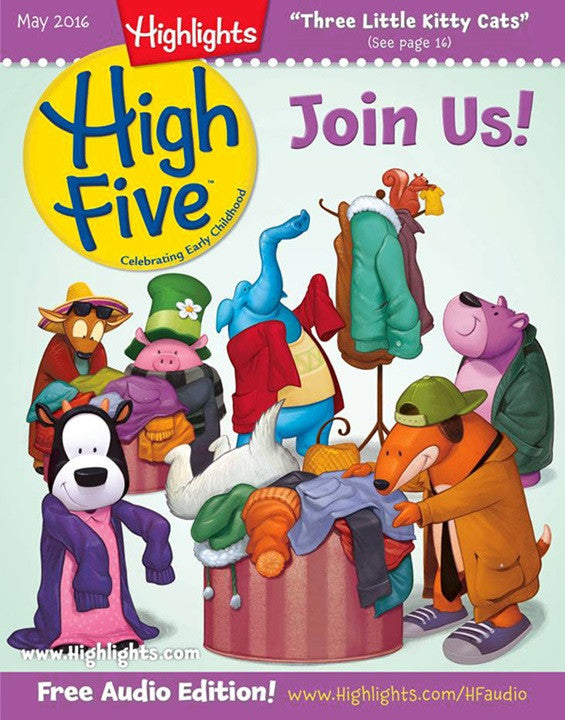 Highlights High Five Magazine Subscription
