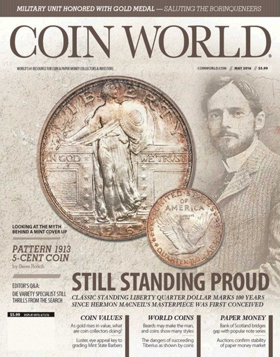 Coin World Weekly Magazine Subscription