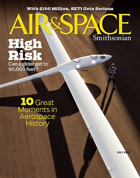 Air and Space Magazine Subscription