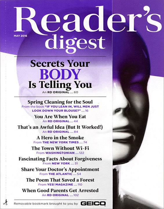 Readers Digest Large Print Magazine Subscription