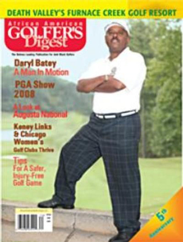 Best Price for African American Golfer's Digest Subscription