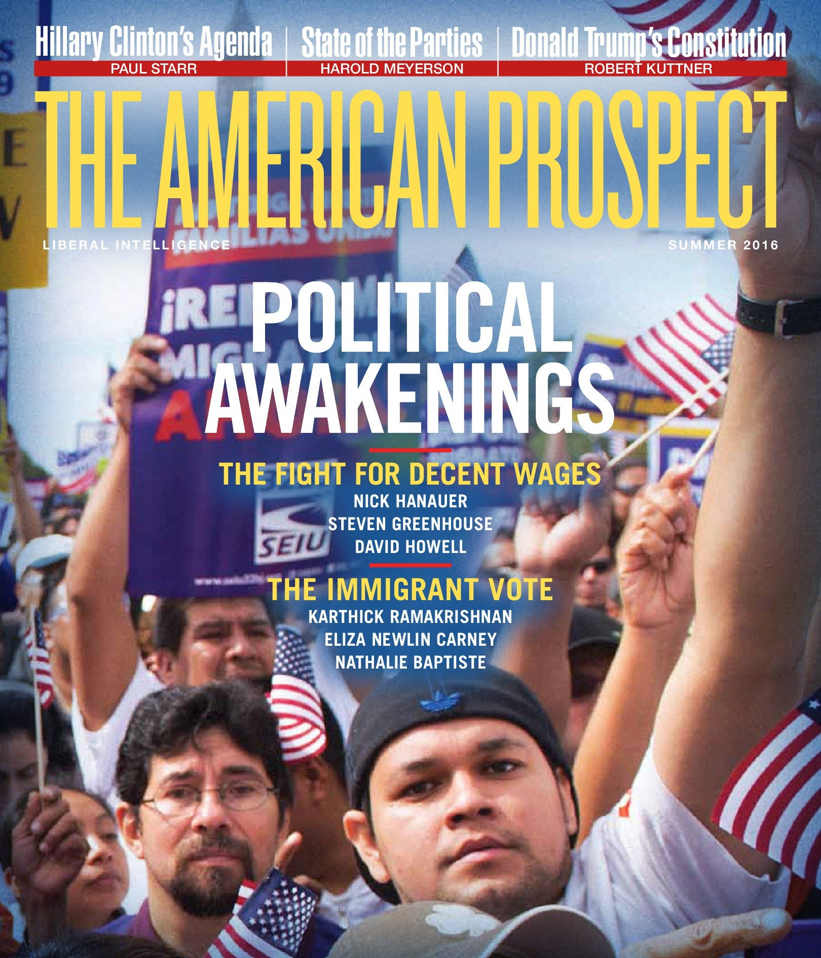 American Prospect Magazine Subscription