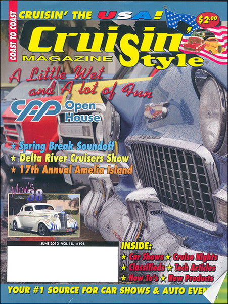 Cruisin Style Magazine Subscription
