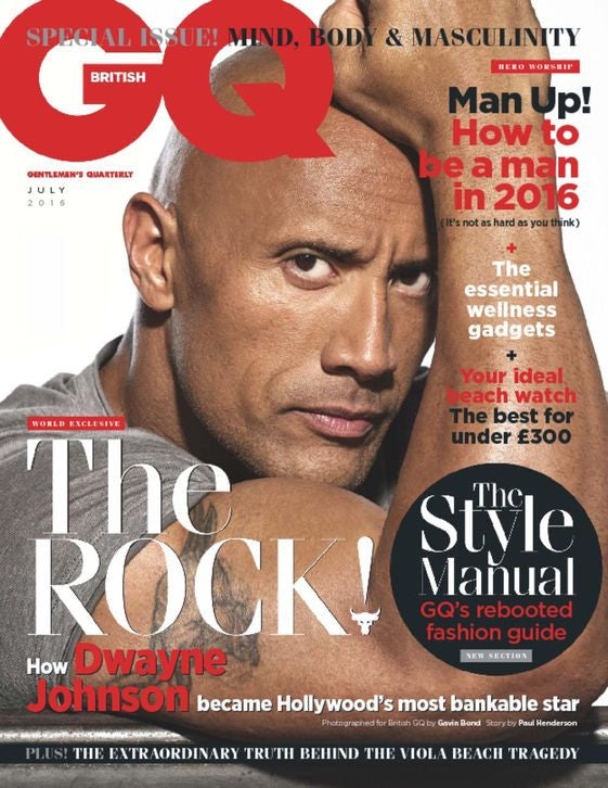 GQ British Edition Magazine Subscription