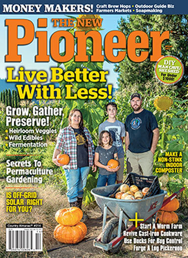 Best Price for The New Pioneer Magazine Subscription