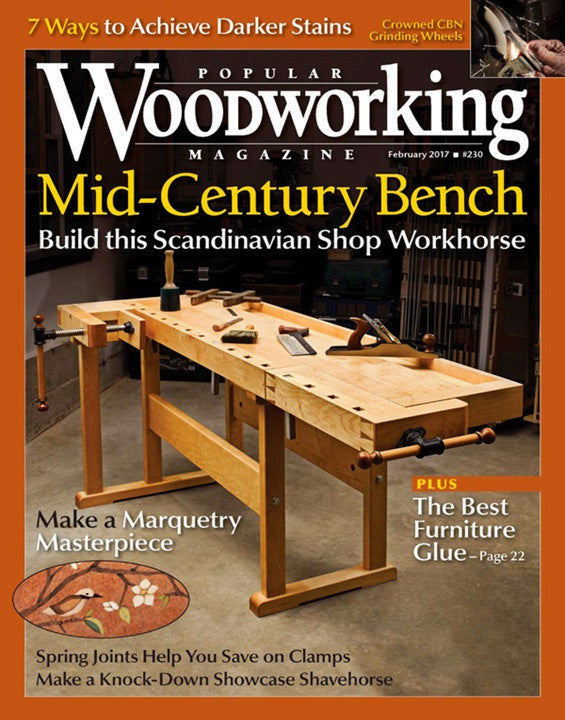 Popular Woodworking Magazine Subscription