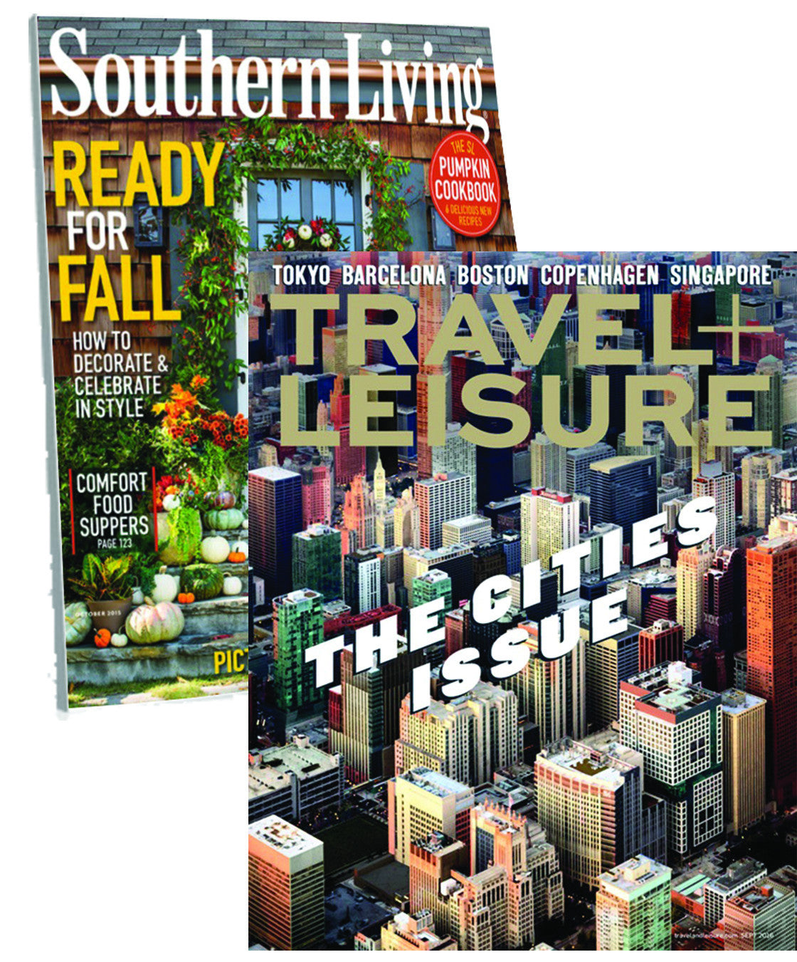 Travel Leisure Southern Living Combo Offer Magazine Subscription