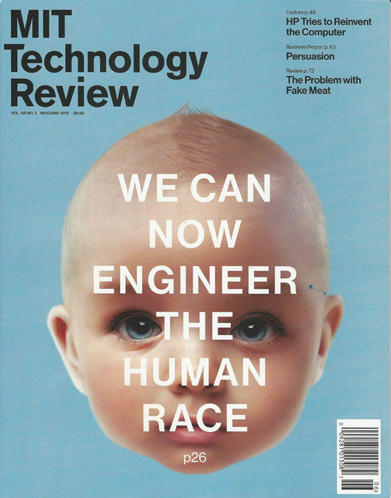 MIT Technology Review Magazine Subscription