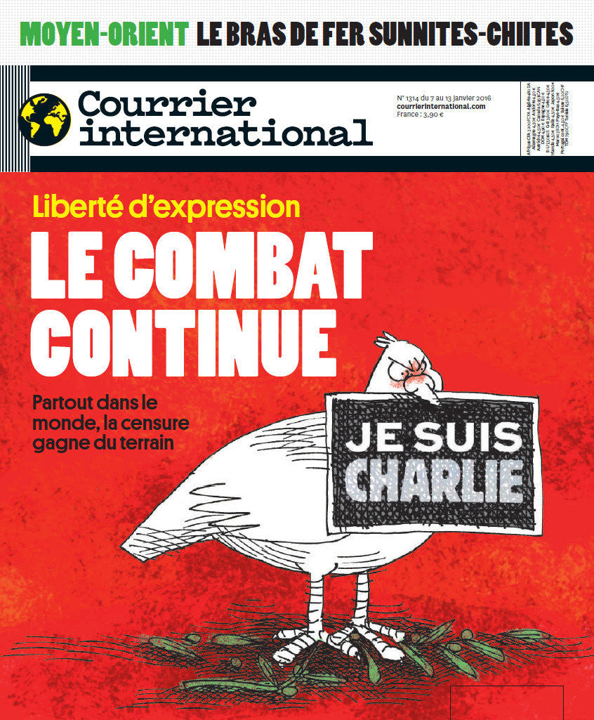 Best Price for Courrier International Newspaper Subscription
