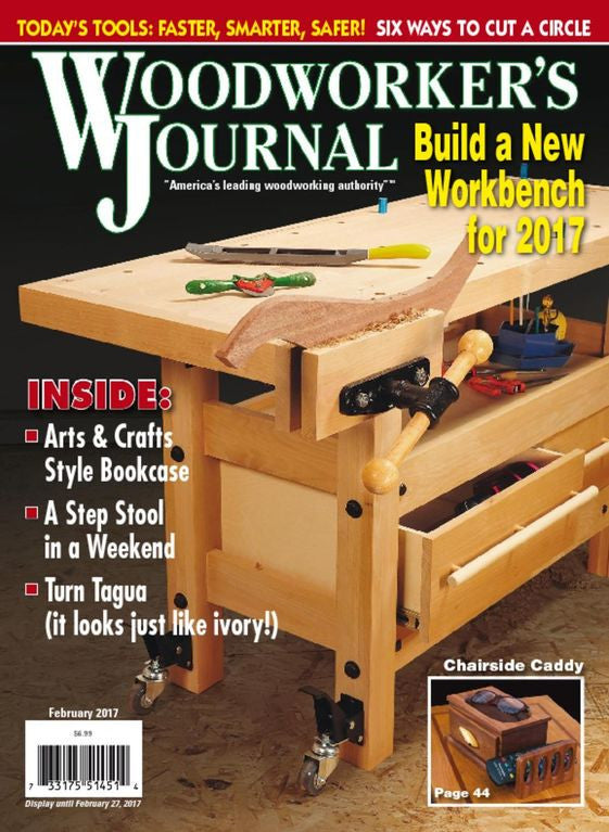 Woodworker S Journal College Subscription Services Llc