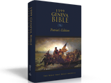 1599 Geneva Bible - Patriot's Edition -NOW IN STOCK-