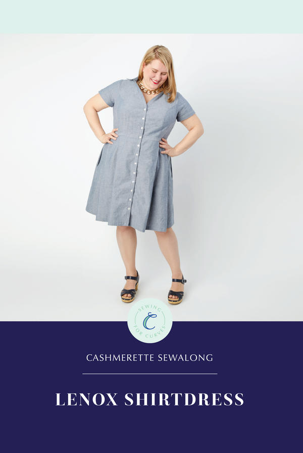 Lenox Shirtdress Sewalong