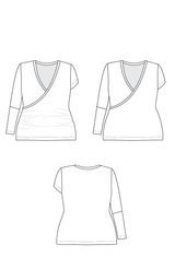 Dartmouth Top PDF pattern