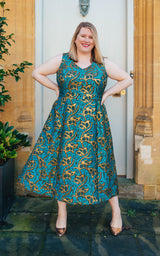 Upton Dress & Skirt Plus Mix & Match Expansion Pack printed pattern