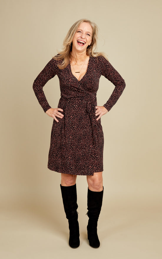Appleton Dress 0-16 PDF pattern