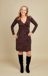 Appleton Dress 0-16 printed pattern